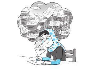 خلاصه نویسی المپیادزیست