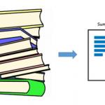 4 نکته اساسی در مورد خلاصه نویسی برای المپیاد زیست