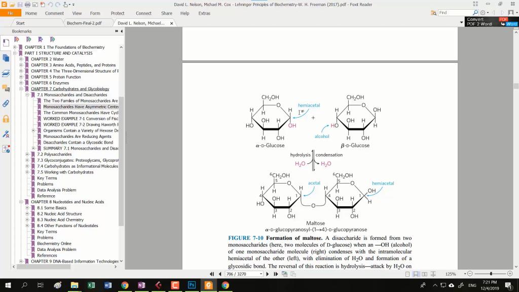 تصویری از دوره بیوشیمی المپیادلب